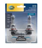 HELLA H10TB Standard Halogen Bulbs, 12 V, 45W