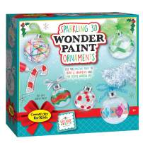 Creativity for Kids 1134000 Creativity For Kids Sparkling 3D Wonder Paint Kit - Make Your Own Holiday Ornaments (New Packaging) Multicolor