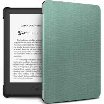 INFILAND Kindle 10th Gen 2019 Case, Shell Case Cover Auto Wake/Sleep Compatible with All-New Kindle 10th Generation 2019 Release Only, Mint Green