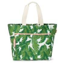 Logan + Lenora Beach Carryall - Waterproof Beach Bag, Beach Tote