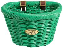 Nantucket Bike Basket Co. Cruiser Adult D Shape Basket