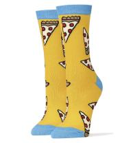 Oooh Yeah Women's Novelty Crew Socks, Food Socks, Crazy Silly Socks, Funny Socks