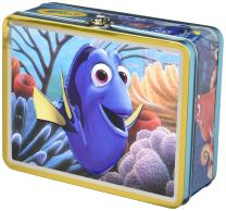 Crayola Creative Storage Tin with Crayons Finding Dory Toy