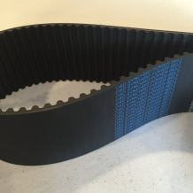 """D&D PowerDrive 194XL037 Timing Belt, XL, 19.399999999999999"""" Length, Rubber"""