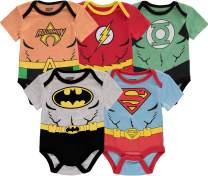 DC Comics Baby Boys' Bobysuit Onesie