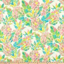 Richloom Fabrics Solarium Indoor/Outdoor Vida Garden, Fabric by the Yard