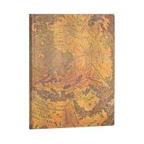 Paperblanks Flexis Hunt-Lenox Globe (Treasures of The New York Public Library) Softcover Notebook, Lined – Ultra