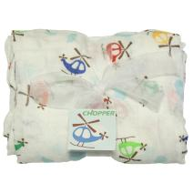 """Bamboo Baby Swaddle Blanket by Best Bottom 