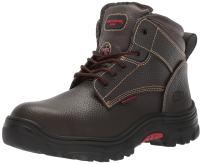 Skechers Mens Tarlac Steel Toe Work Boot - Black