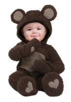 Baby Bear Infant Costume Infant Teddy Bear Costume