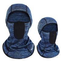WESTLIGHT Balaclava Face Mask Men Winter,Windproof Full Face Mask,Breathable Ski Face Mask Women,Outdoor Sports Winter Hat with Mask for Women,Cold Weather Neck Warmers,Balaclava Hood Over Helmet
