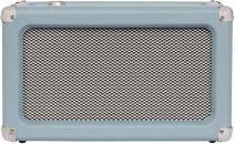 Crosley CR3028A-TN Charlotte Vintage Full Range Portable Bluetooth Speaker, Tourmaline