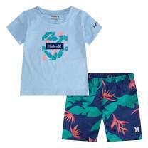 Hurley Boys' Swim Suit 2-Piece Outfit Set