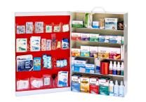Medique Products 738ANSI Filled Five Shelf First Aid Kit