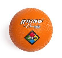 "Champion Sports 8-1/2"" Playground Ball, Orange"