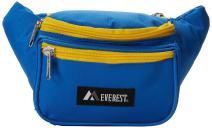 Everest Signature Waist Pack - Standard, Royal Blue, One Size