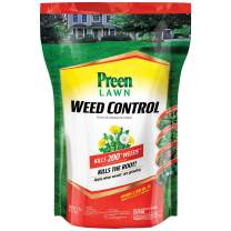 Preen 2464088 Lawn Weed Control - 5 lb. - Covers 2,500 sq. ft.