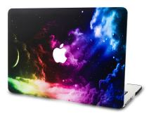 "KECC Laptop Case for Old MacBook Pro 13"" Retina (-2015) Plastic Case Hard Shell Cover A1502 / A1425 (Colorful Space)"