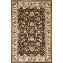 Safavieh Rug in Chocolate and Beige