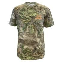 Staghorn All Over Camo Short Sleeve Tee Shirt