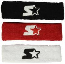 Starter Youth Unisex 3-Pack Headband, Amazon Exclusive