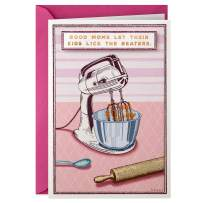 Hallmark Shoebox Funny Mothers Day Card (Good Moms), Model Number: 499MBC1157