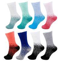 BambooMN - Super Soft Fun Warm Fuzzy Plush Cozy Warm Slipper Bed Socks - 8 Pair Value Packs