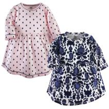 Yoga Sprout Baby Girls' Cotton Dresses
