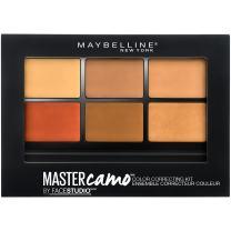 Maybelline New York Facestudio Master Camo Color Correcting Kit, Deep, 0.21 oz.