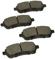 Raybestos SGD1454C Service Grade Ceramic Disc Brake Pad Set