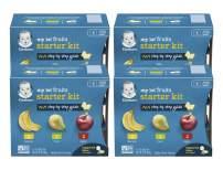 Gerber My 1st Fruits Starter Kit Banana, Pear & Apple, 12 OZ (24 pack)