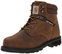Carhartt Men's 6 Work Soft Toe NWP Work Boot