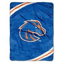 """Officially Licensed NCAA """"Force"""" Plush Raschel Throw Blanket"""