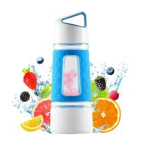 Fruit Infuser Water Bottle by Fruition - Instant Infusion Basket for Fruit and Tea - Durable, Leak Proof, 20oz Capacity, BPA Free