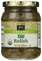 365 Everyday Value, Organic Dill Relish, 10 fl oz