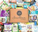 Gluten Free Snacks Care Package - GMO FREE Premium Snack Sampler - A Healthy Gift Box of Snack Bars, Chips, Nuts and Delicious To-Go Food for Office, Students, Celiac (30 Count)