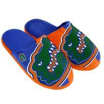 FOCO NCAA Unisex-Adult Split Color Slide Slipper