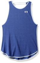 Under Armour Women's Threadborne Striker Open Back Top