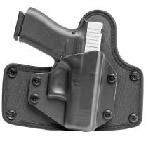 Alien Gear OWB Cloak Belt Slide Holster for 1.75 Inch Belts– Conceal or Open Carry – Custom Fit to Your Gun (Select Pistol Size) - Adjustable Retention – Right or Left Hand – Made in The USA