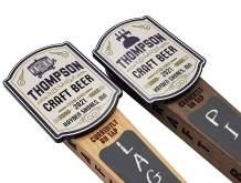 Custom Tap Handle-Craft Beer Edition