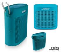 getgear Silicone Cover Sleeve for Bose SoundLink Color Bluetooth Speaker II, Customized Design Skin Giving Full 6 Directions Protection, Best Matching in Shape and Color (Aquatic Blue)