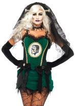 Leg Avenue Women's Deluxe Bride Of Frankenstein