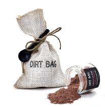 Dirt Bag Beauty Pretty in Pink Facial Mask – Powder Anti-Aging Mask to Detoxify, Brighten, Firm, and Nourish Normal, Oily and Combination Skin - Organic, Vegan, Cruelty-Free, 2 oz.