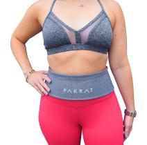 PakRat Running Belt Waist Pack – Runners Fold Over Belt, Fanny Pack for Jogging, Exercise or Travel, Holds Phone, Money, Keys