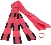 Forearm Forklift Lifting and Moving Straps for Furniture, Appliances, Mattresses or Heavy Objects up to 800 Pounds 2-Person, Model L74995P, Hot Pink