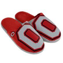 FOCO NCAA Unisex NCAA Split Color Slide Slipper