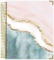 "bloom daily planners 2020-2021 HARDCOVER Academic Year Goal & Vision Planner (July 2020 - July 2021) - Monthly/Weekly Agenda Calendar Organizer - 7.5"" x 9"" - Daydream Believer"