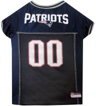 NFL NEW ENGLAND PATRIOTS DOG Jersey, X-Small
