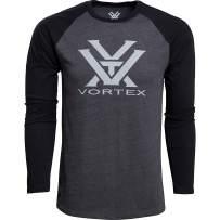 Vortex Optics Raglan Core Logo Long Sleeve Shirts
