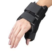 OTC Wrist-Thumb Splint, 6-Inch Petite or Youth Size, Lightweight Breathable, Medium (Right Hand)